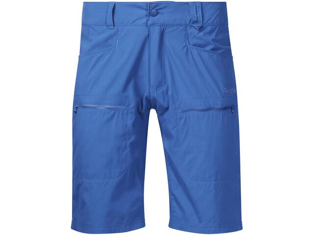 Bergans Utne Spodnie krótkie Mężczyźni, classic blue/athens blue